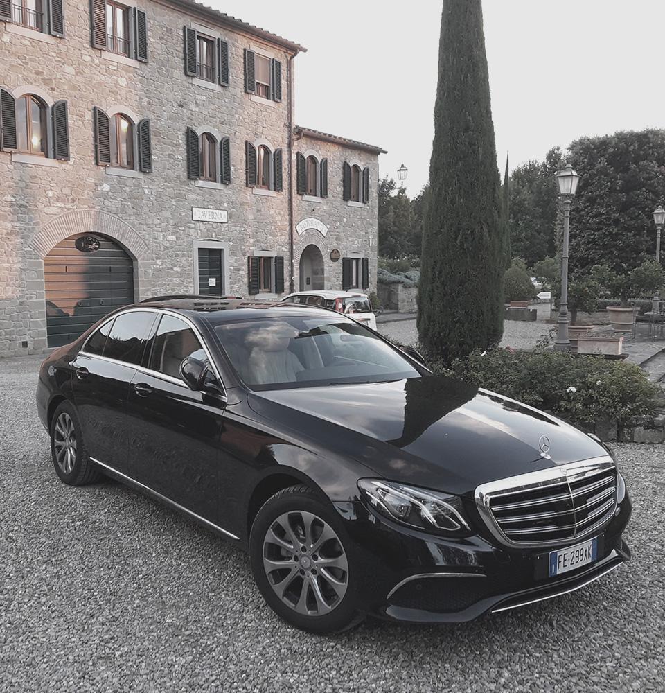 Mercedes Classe E NCC Milano Malpensa ICare Limo