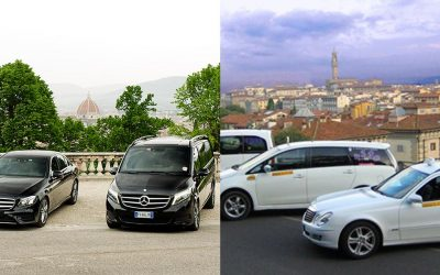 Differenze tra taxi ed NCC
